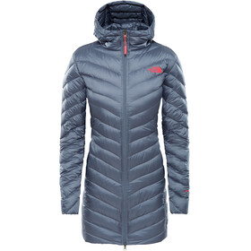 The North Face Trevail Parka Women Grisaille Grey